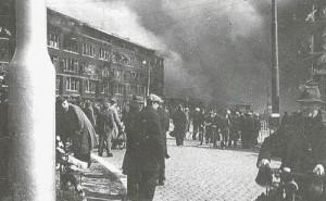 Rondleiding Rotterdam Delfshaven tour 1943 vergeten bombardement